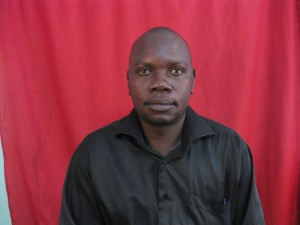 District Co-ordinator- Mr.Godfrey Ojuka Acuti